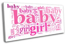 Baby Girl Pink Typography - 13-0227(00B)-SG21-LO